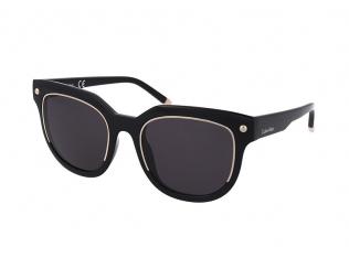 Sončna očala Squares - Calvin Klein CK3202S-001