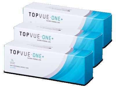 TopVue One+ (90 leč) - Dnevne kontaktne leče
