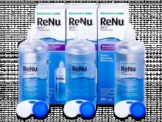 Tekočina ReNu MPS Sensitive Eyes 3 x 360 ml  - Economy 3-pack - solution