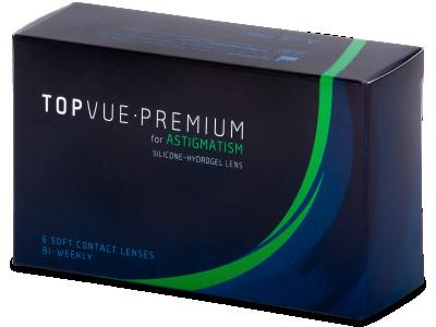 TopVue Premium for Astigmatism (6 leč)
