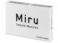 Mesečne kontaktne leče - Miru (6 leč)