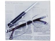 Dodatki - Čistilna krpica za očala - Časopis
