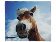 Dodatki - Čistilna krpica za očala - konj