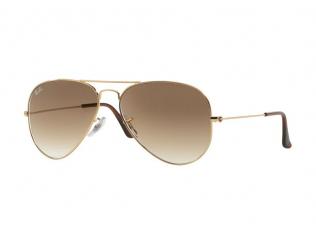 Sončna očala Ray-Ban - Ray-Ban AVIATOR LARGE METAL RB3025 - 001/51