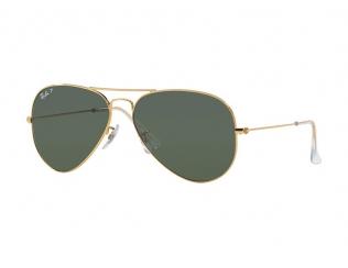Sončna očala Ray-Ban - Ray-Ban AVIATOR LARGE METAL RB3025 - 001/58