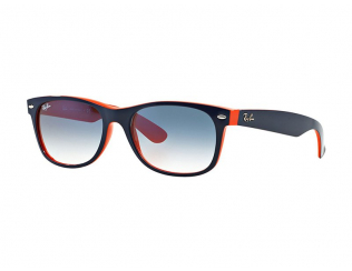 Sončna očala Wayfarer - Ray-Ban NEW WAYFARER RB2132 - 789/3F