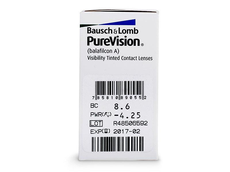 Predogled lastnosti - PureVision (6leč)