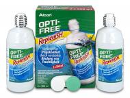 Tekočine za leče Opti-Free - Tekočina OPTI-FREE RepleniSH 2x300ml
