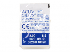 Acuvue Oasys 1-Day (30 leč)