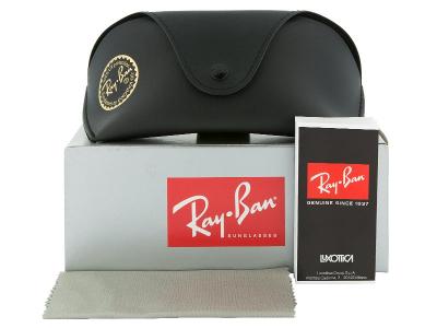 Ray-Ban PREDATOR 2 RB2027 - W1847  - Predogled pakiranja
