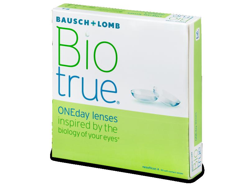 Biotrue ONEday (90leč) - Dnevne kontaktne leče