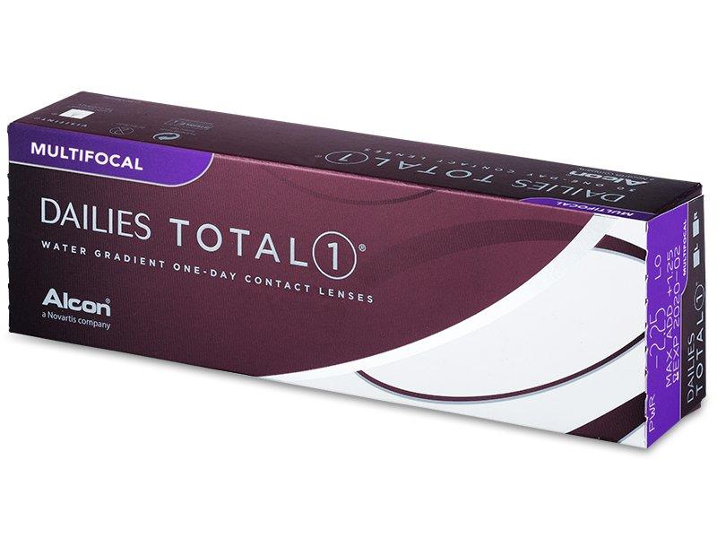 Dailies TOTAL1 Multifocal (30 leč) - Dnevne kontaktne leče