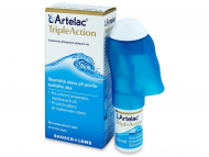 Kontaktne leče Bausch and Lomb - Kapljice za oči Artelac TripleAction 10 ml