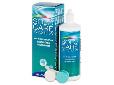 Tekočina SoloCare AQUA 360ml