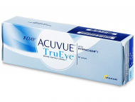 kontaktne leče Johnson and Johnson - 1 Day Acuvue TruEye (30 leč)