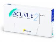Kontaktne leče Acuvue - Acuvue 2 (6leč)
