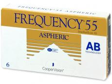 Frequency 55 Aspheric (6leč) - Mesečne kontaktne leče