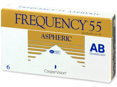 Frequency 55 Aspheric (6 leč)