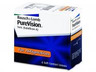 Kontaktne leče Purevision - PureVision Toric (6leč)