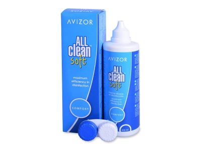 Tekočina Avizor All Clean Soft 350 ml  - Tekočina za čiščenje