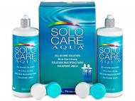 Tekočine za leče - Tekočina SoloCare Aqua 2x360ml