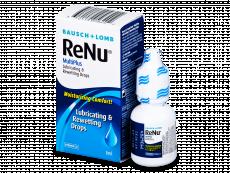 Kapljice za oči ReNu MultiPlus Drops 8 ml  - Kapljice za oči
