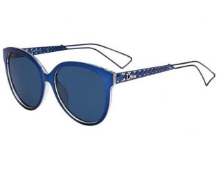 Sončna očala Cat Eye - Dior DIORAMA 2 TGV/KU