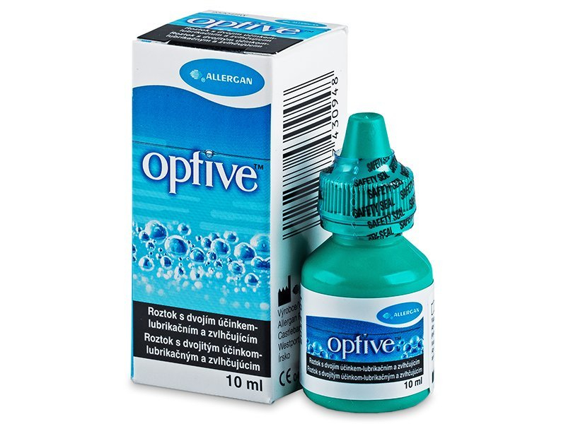 Kapljice za oči - Kapljice za oči OPTIVE 10 ml