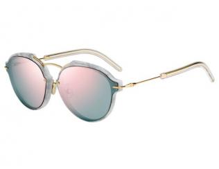 Sončna očala Round - Christian Dior DIORECLAT GBZ/0J