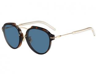 Sončna očala Round - Christian Dior DIORECLAT UGM/72
