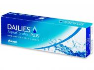 Dnevne kontaktne leče - Dailies AquaComfort Plus (30leč)