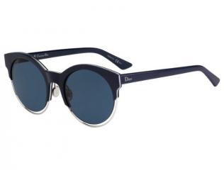 Sončna očala Round - DIOR SIDERAL 1 J6C/KU