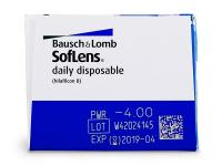 SofLens Daily Disposable (30leč) - Predogled lastnosti