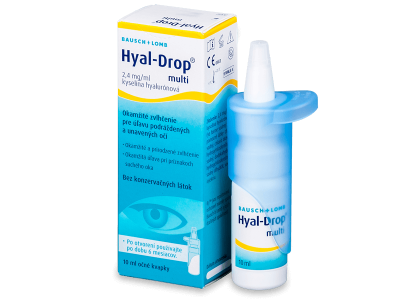 Kapljice za oči Hyal-Drop Multi 10ml