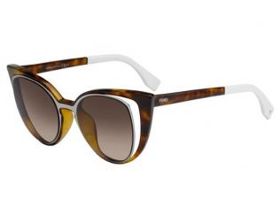 Sončna očala Cat Eye - Fendi FF 0136/S NY2/J6