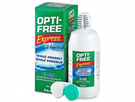 Tekočine za leče Opti-Free - Tekočina OPTI-FREE Express 355 ml