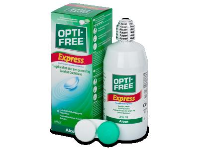 Tekočina OPTI-FREE Express 355 ml