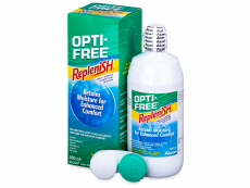 Tekočina OPTI-FREE RepleniSH 300 ml  - Tekočina za čiščenje
