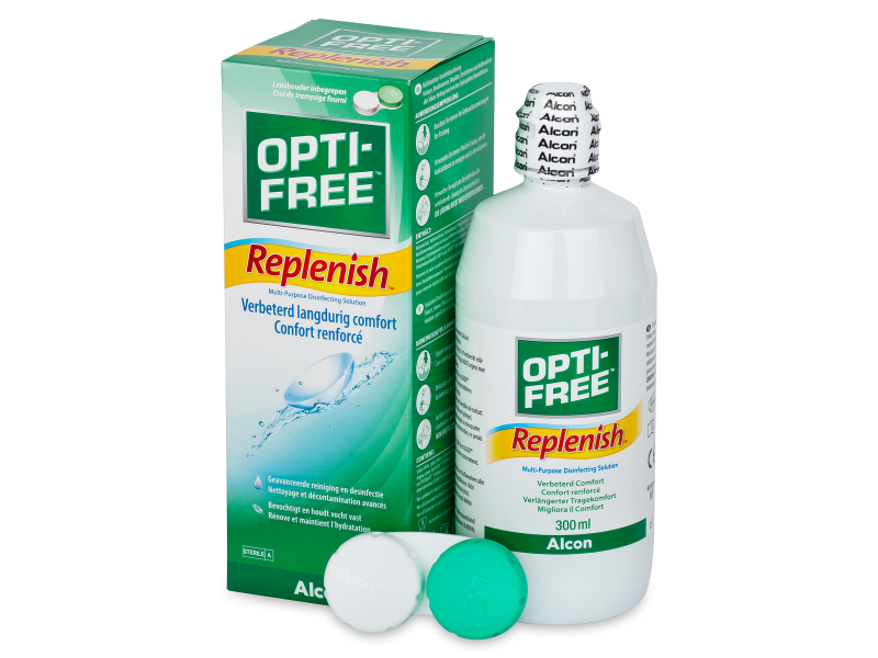 Tekočina OPTI-FREE RepleniSH 300 ml