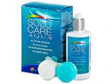 Tekočina SoloCare Aqua 90ml  - Starejši dizajn