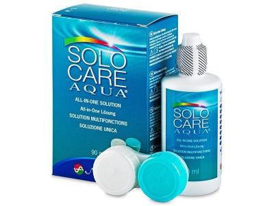 Tekočina za čiščenje - Tekočina SoloCare Aqua 90ml