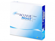 kontaktne leče Johnson and Johnson - 1 Day Acuvue Moist (90 leč)