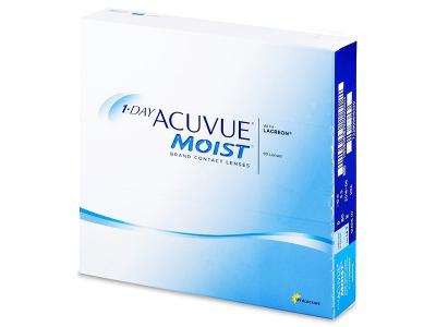 1 Day Acuvue Moist (90leč)