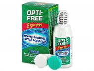 Tekočine za leče Opti-Free - Tekočina OPTI-FREE Express 120ml