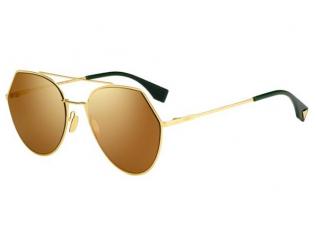 Sončna očala Fendi - Fendi FF 0194/S 001/83