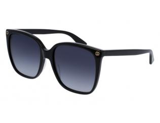 Sončna očala Oversize - Gucci GG0022S-001