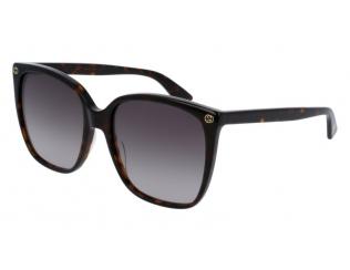 Sončna očala Oversize - Gucci GG0022S-003