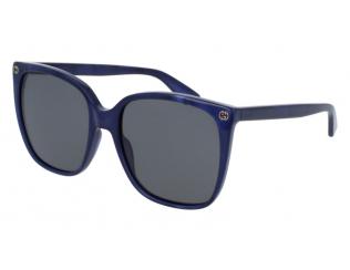 Sončna očala Oversize - Gucci GG0022S-005