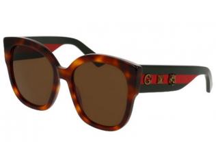 Sončna očala Oversize - Gucci GG0059S-002
