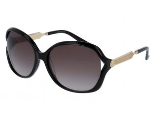 Sončna očala Oversize - Gucci GG0076S-002